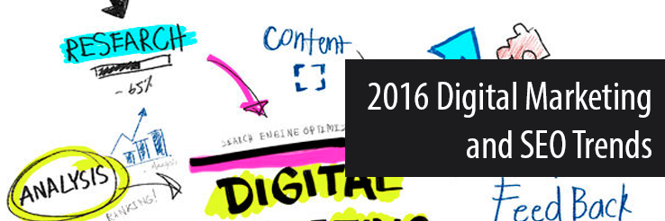 Digital Marketing and SEO Trends