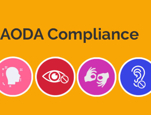 Is your website (still) AODA compliant?