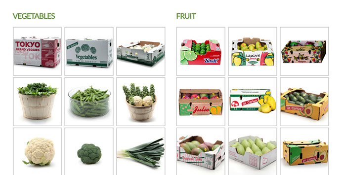 Broadview Produce - website design - website development