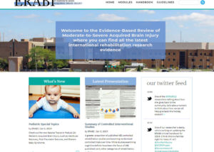 ERABI - Evidence-Based Review of moderate to severe Acquired Brain Injury