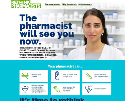 Rethink Pharmacists