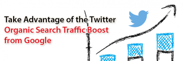 Take Advantage of the Twitter Organic Search Traffic Boost from Google